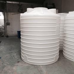 10000L塑料水箱 10立方塑料水塔 10吨PE储罐厂家图片