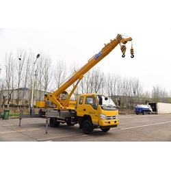 8吨汽车吊、四通机械、8吨汽车吊参数图片