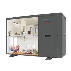 华春新能源(多图)_空气源热泵热水机_空气源热泵图片