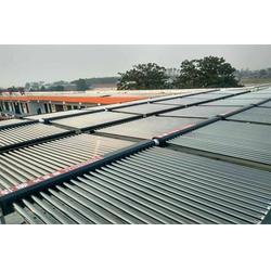 华春新能源 太阳能热水 分体式太阳能热水系统图片
