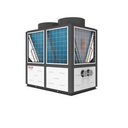 发廊空气能热泵热水器-山东华春新能源-空气能热泵图片