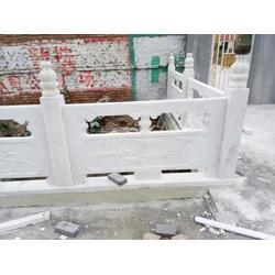 石栏板 汉白玉石栏杆图片
