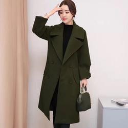 (蒂言)大衣高端精品女装尾货 品牌折扣女装图片