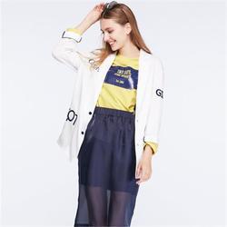 (黑马蓝)羽桐服饰品牌折扣女装加盟图片