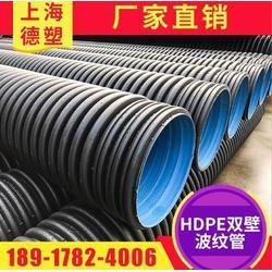 HDPE双壁波纹管 排污管 金属波纹管图片