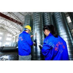 停车场白铁皮焊接管厂家-锦都顺环保图片
