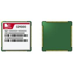 2G+GPS二合一四频GSM / GPRS模块:SIM808图片