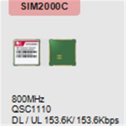 3G CDMA电信模块:SIM2000C图片