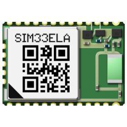高性能GPS模块伴随GNSS天线模块:SIM33ELA图片