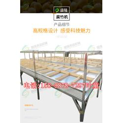 传统手工腐竹机 仿手工环保型腐竹机 腐竹机生产线厂家图片