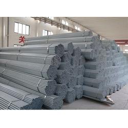 大邱庄Q235B热镀锌大棚钢管厂图片