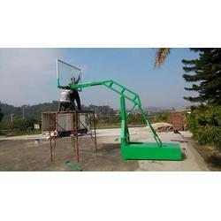 康帅体育公司(图)、打比赛专用室内外篮球架、滁州室内外篮球架图片