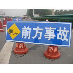 分离式道路标志牌-安阳道路标志牌-丰川交通设施图片