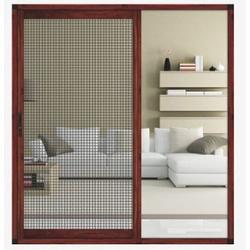 梅州纱窗、纱窗专卖店、粤人铝材图片