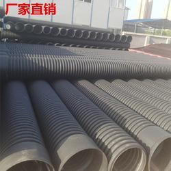想知道多不多人用HDPE双壁波纹管 HDPE排污管图片