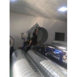 圆形风管定制、昌运环保通风设备(在线咨询)、圆形风管