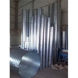 博罗风管 昌运环保通风设备公司 风管工厂