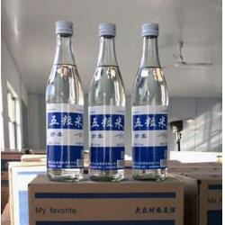 陕西白酒经销商|五粒米酒(在线咨询)|陕西白酒图片