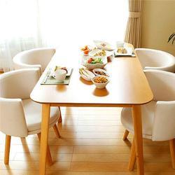 溧阳 实木餐桌椅|青岛润松(图)图片