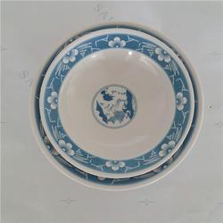密胺碗生产、浙江密胺碗、晋裕密胺餐具图片