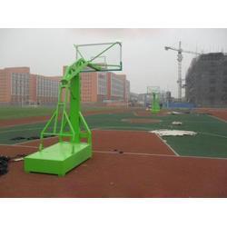 比赛用移动篮球架厂家_广鑫体育公司_温州移动篮球架图片