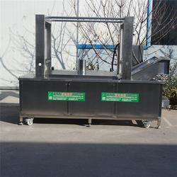 江米条全自动油炸机-诸城匠品机械公司图片