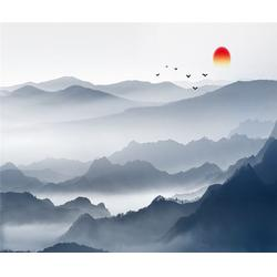 透明沙夹丝画_艺品尚装饰(在线咨询)_南平夹丝画图片