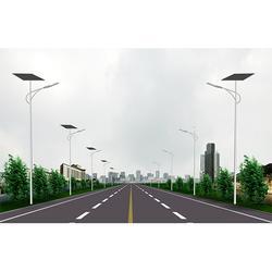 8米太阳能路灯、淮北太阳能路灯、合肥保利太阳能路灯厂图片