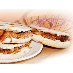 兖州腊汁肉白吉馍培训-厚德专业小吃加盟-腊汁肉白吉馍培训学校图片