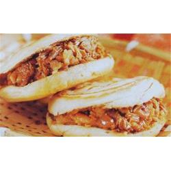 肉夹馍培训费-厚德载物小吃培训-兖州肉夹馍培训图片