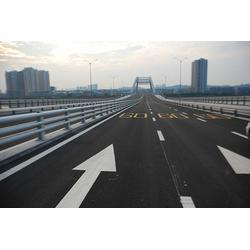 日照国越交通设施 热熔型交通道路标线-襄阳交通道路标线图片