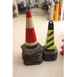 橡胶路锥制作-橡胶路锥-日照国越交通设施(查看)图片