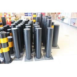 无锡橡胶警示柱-国越交通设施-橡胶警示柱图片