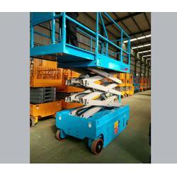 自行式升降平台生产厂、菏泽 自行式升降平台、永鸿升降机械图片