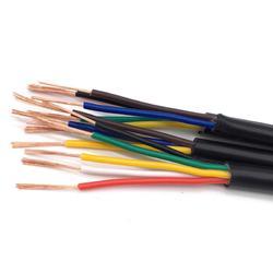 电源线国标RVV4*2.5平方 耐低温电线 家用电源线 阻燃防水电线图片
