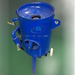 普压移动喷砂机/400移动式喷砂设备图片