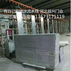 益兴门业厂家直销-防火门-304不锈钢甲级防火门图片