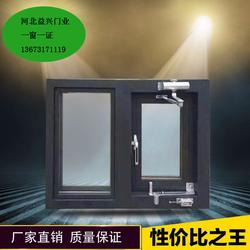 防火窗、益兴门业专业生产厂家、乙级防火窗图片