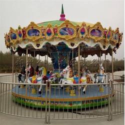 旋转木马,广西桂林旋转木马,游乐场设施图片
