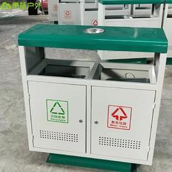 钢制垃圾桶款式 钢制垃圾桶颜色 青蓝厂家均可按需定制生产图片