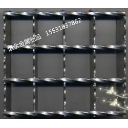 防滑钢格板 油厂防滑钢格板 防滑钢格板厂家供应图片