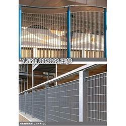 钢格板护栏  牧园钢格板护栏 钢格板护栏厂生产 美丽图片