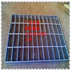 优质钢格栅盖板定做 检修平台钢格栅盖板厂家 钢格栅盖板加工图片