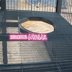 装修扇形异型钢格栅盖板 扇形异形钢格栅盖板厂家出厂价定做加工图片
