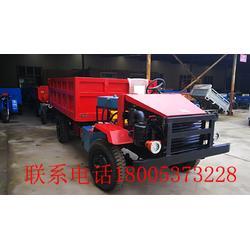 防爆无轨胶轮车,WC1.2J无轨胶轮车生产图片