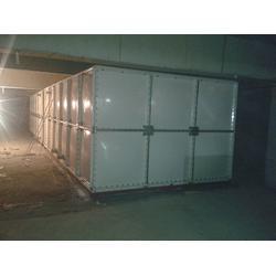 天津玻璃钢拼接水箱,鼎顺玻璃钢,玻璃钢拼接水箱供应图片