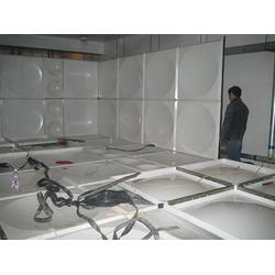 玻璃钢拼接水箱厂家_鼎顺玻璃钢_郑州玻璃钢拼接水箱图片