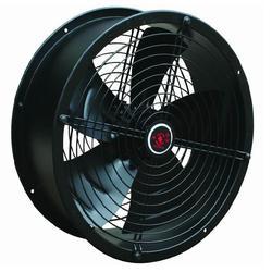 轴流风机、万能空调设备、1.5kw轴流风机参数图片