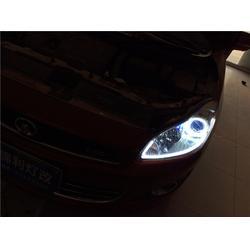 淄川燈光改裝-錦利改燈汽車大燈升級-奧迪a6l燈光改裝圖片