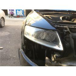 灯光改装-锦利改灯专业车灯升级-奔驰汽车灯光改装图片